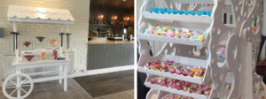 sweet cart for weddings and events sweet trolley